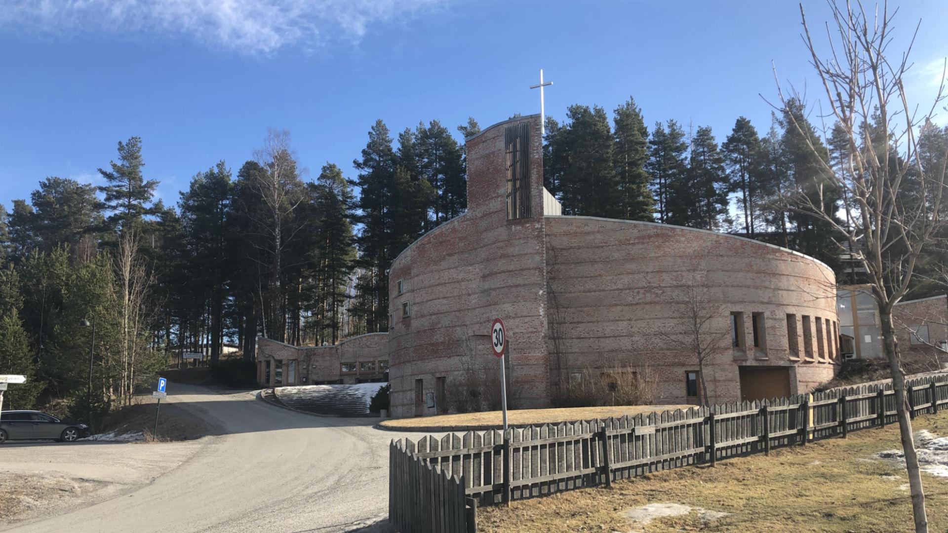 Gudstjeneste fra Åmot kirke 21.03.2021