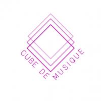 Logo Cube de Musique