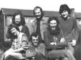 Py-Set 1976 met Ben Muermans, Jan Franssen en Roel Spanjaard
