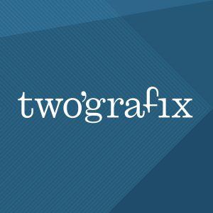 twografix reclamebureau logo