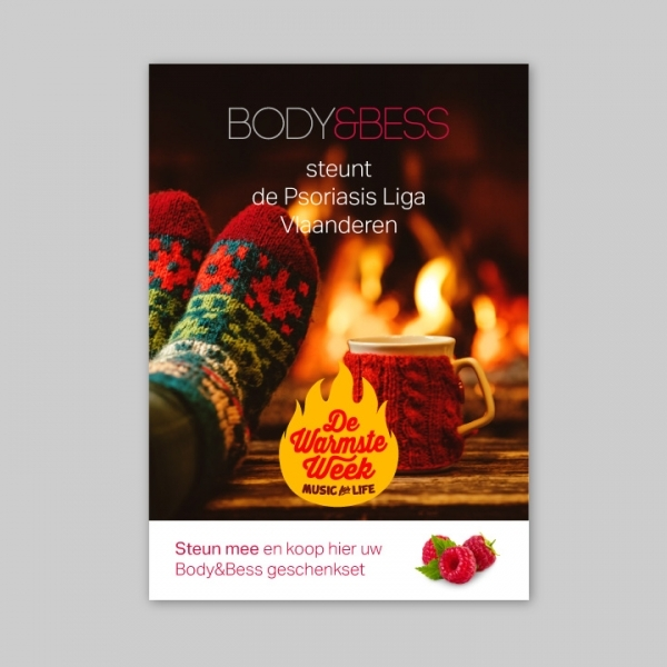 Body and Bess warmsteweek