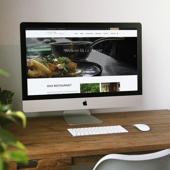 La Maryse website