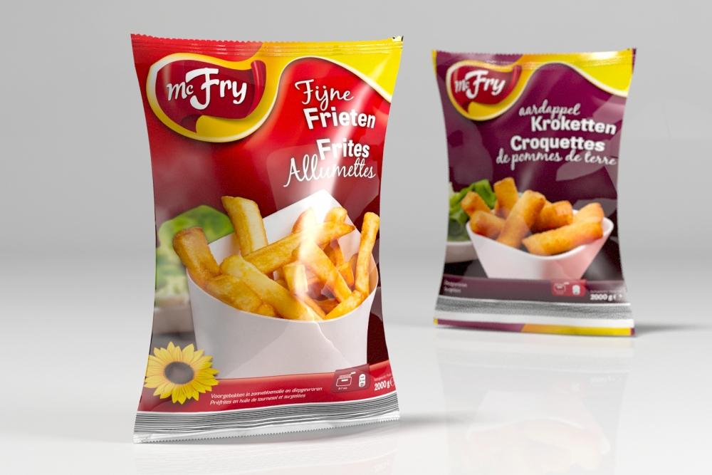 McFry verpakking
