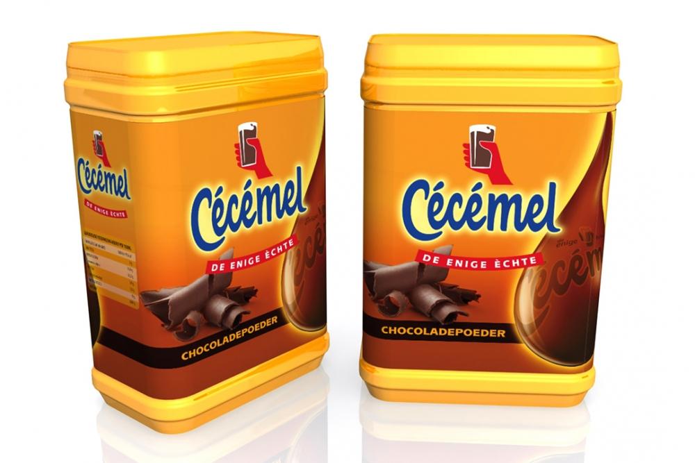 Cecemel chocoladepoeder
