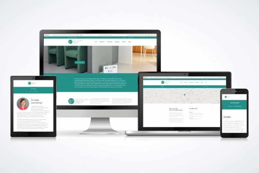 Psycholoog Website
