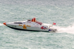 Beaver Returns - Poole Bay 100