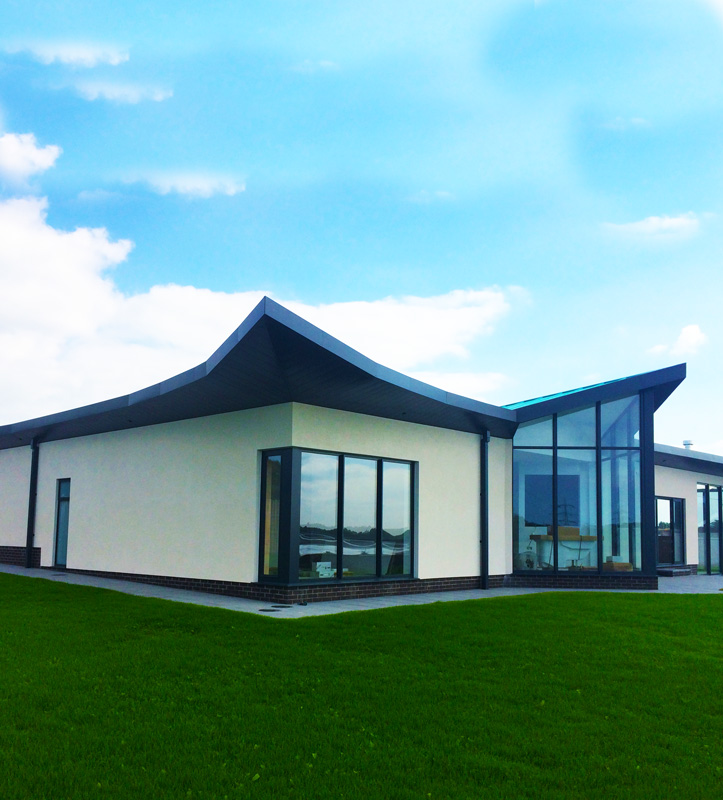 UK Rendering Private Residential