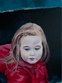 Ruth portret