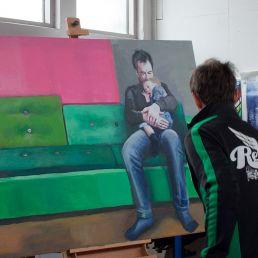 ulfert molenhuis schilderij