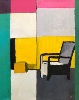 kamer schilderij