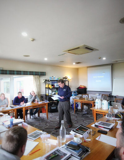 Ultima Training Course Session