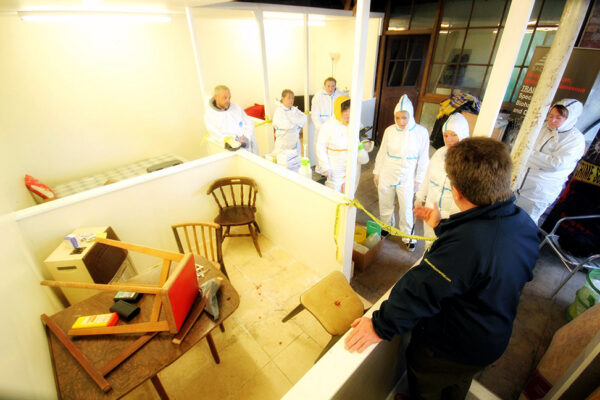 Biohazard Cleaning Training