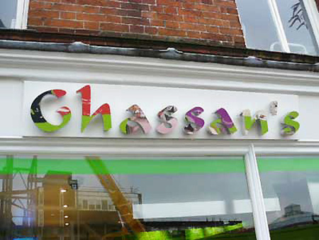 Shop Fascia Signs