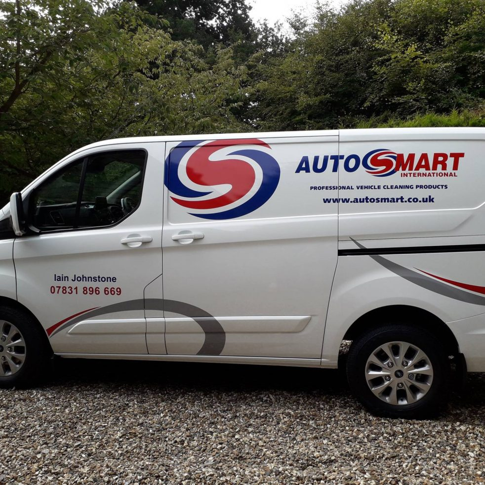 Autosmart Stickered and ready