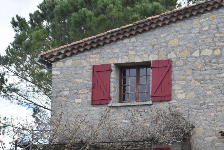 Chambres d'hôtes les Lavandes en Cévennes la maison