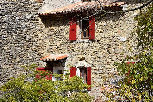 Chambres d'hôtes les oliviers en Cévennes la maison