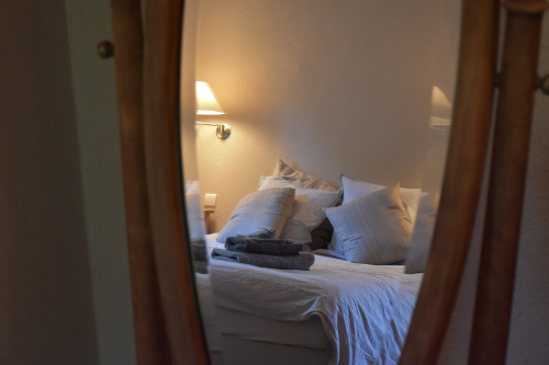 Chambres d'hôtes les Vignes en Cévennes reflet