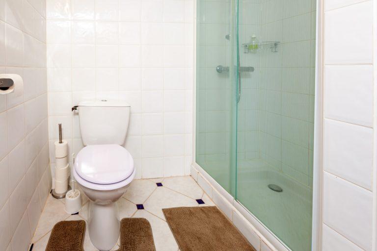 Chambres d'hôtes les oliviers en Cévennes Toilettes