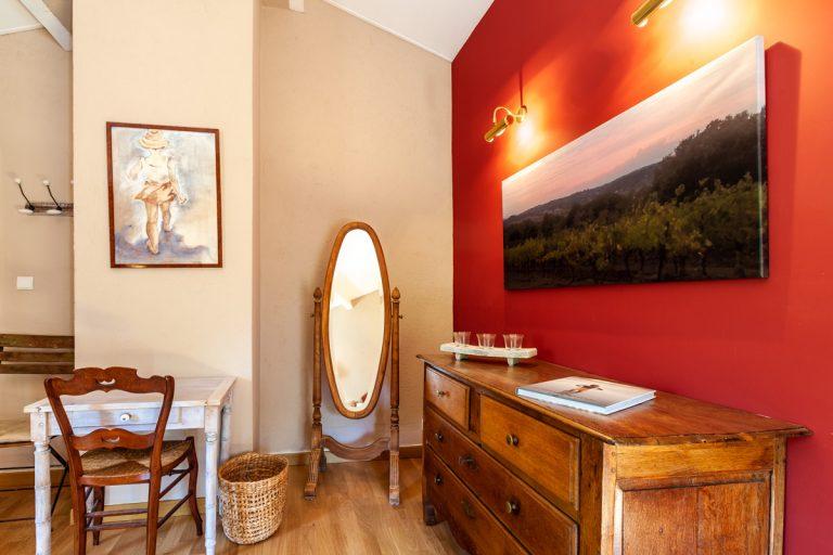 Chambres d'hôtes les Vignes en Cévennes équipements