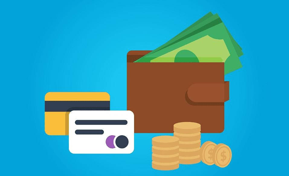 Penge - Kontanter og kort