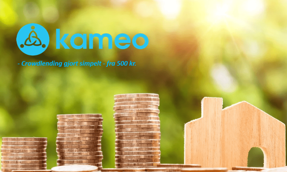 Kameo - Crowdlending gjort simpelt