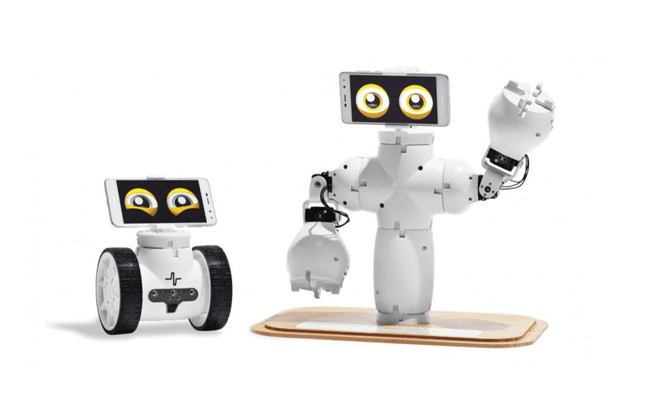 Shape Robotics - Fable robotter
