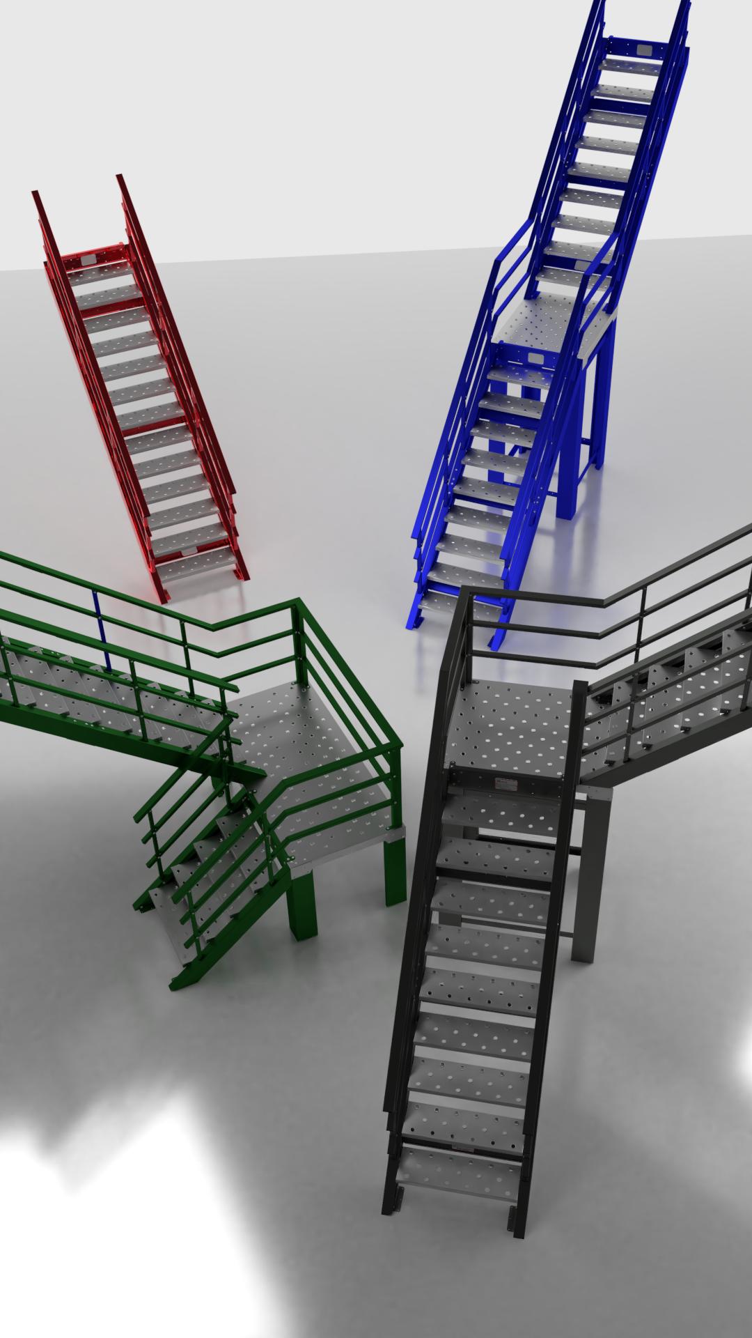 Escaleras Indes·K