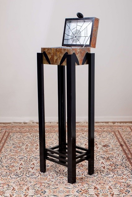 BlackWidow - Zwart Kistje