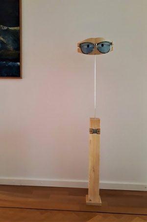 houtsculptuur