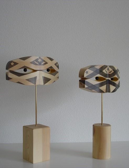 Tattoos-indoor sculptures