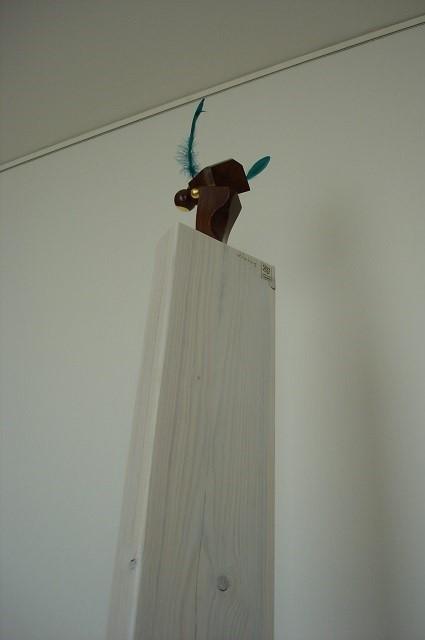 sculpture-Diving-tall-sculpture-for-home