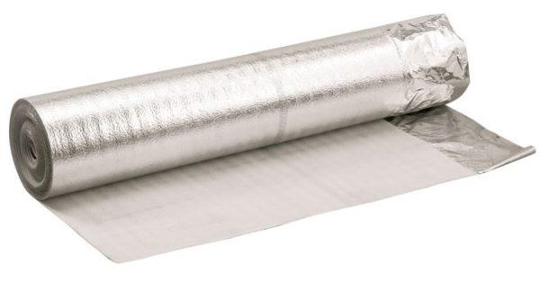 Alufoam Basis 2 ondervloer 2mm