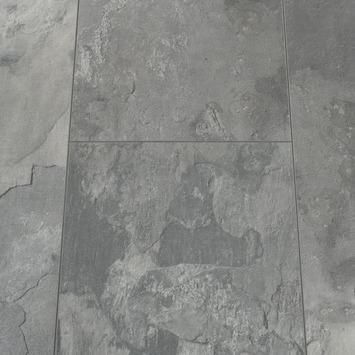 Tegel Laminaat betongrijs Bastion 8mm Jerez