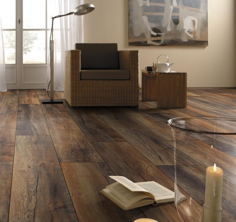My Floor XL 3570 Chuck oak 8 mm 4-v Klik Laminaat