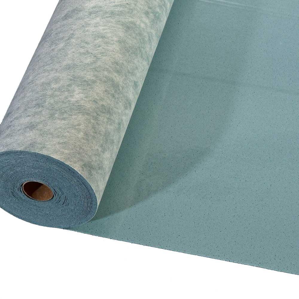 PU Rubber Ondervloer PVC
