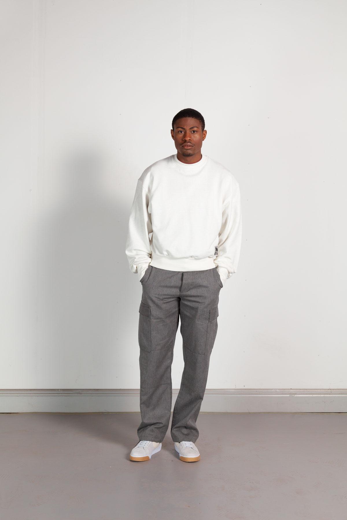 box sweatshirt