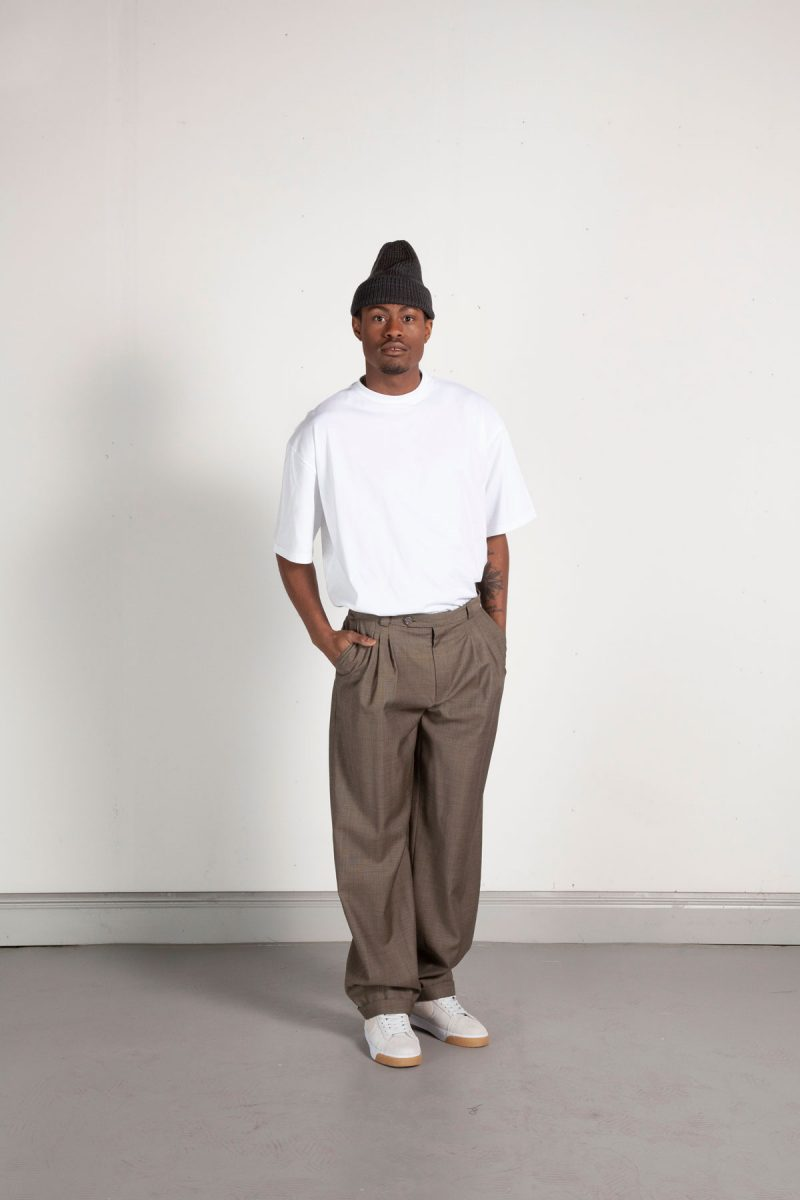 Gio 80's Suit Pant