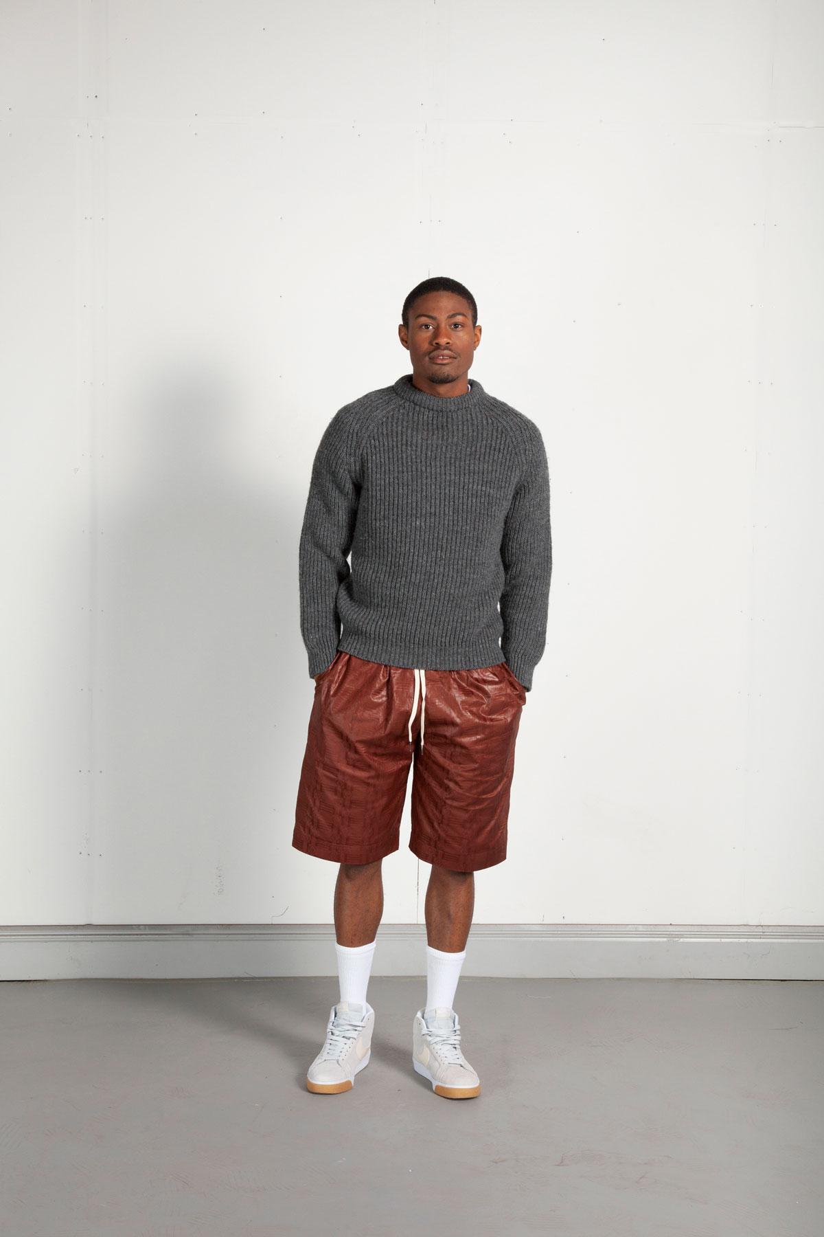 Shore Rib Knit Sweater