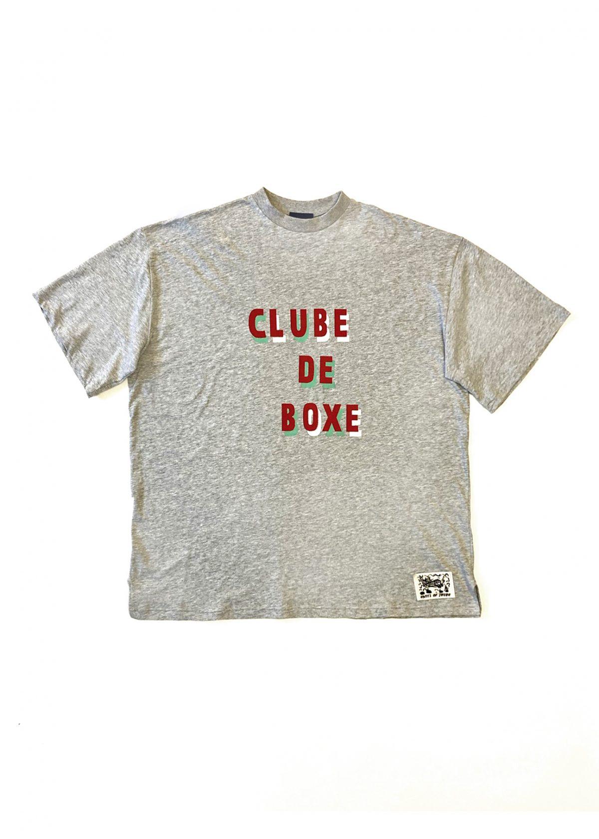 Clube de Boxe T-shirt