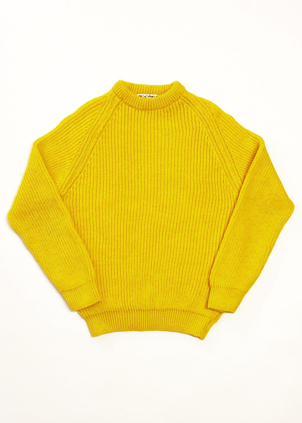 Yellow Sweater