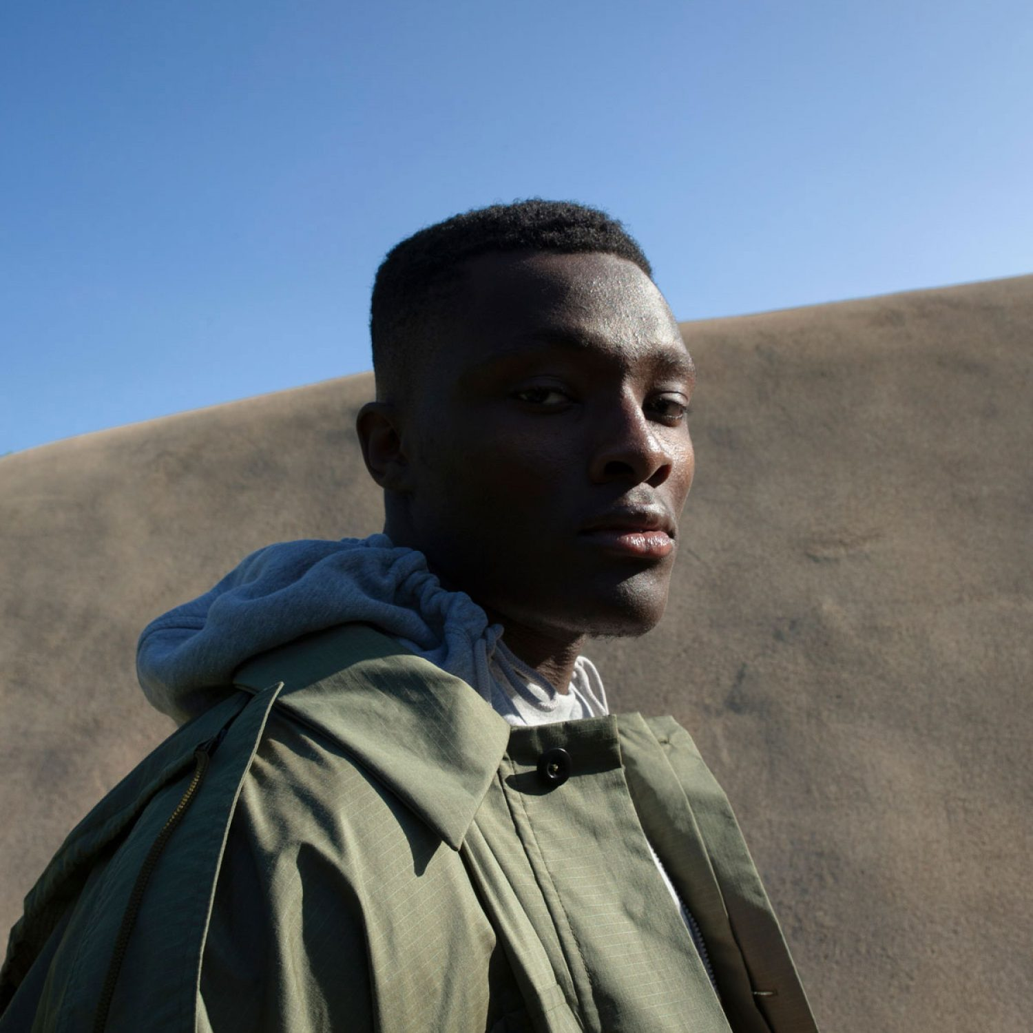 Green-parka-units-of-thebe-atelier-made