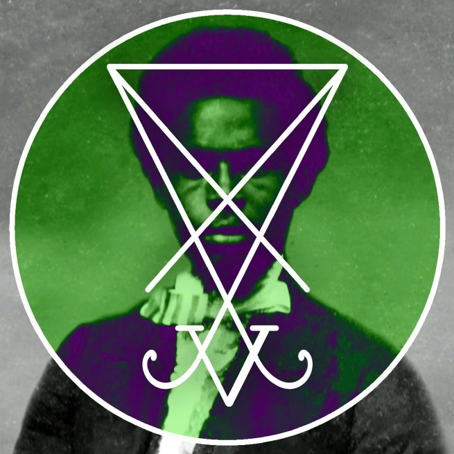 """Zeal & Ardor's """"Devil is Fine"""" album artwork, featuring Robert Smalls"""
