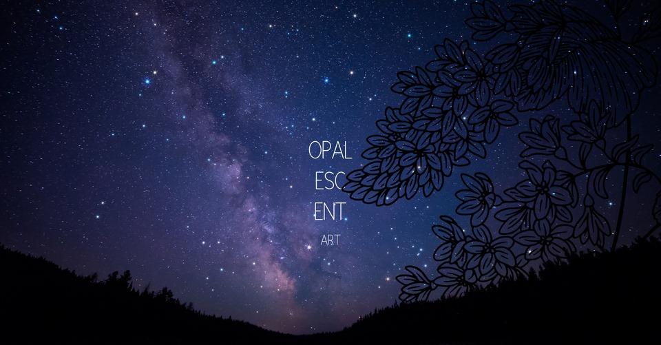 Opalescent Art Banner Image