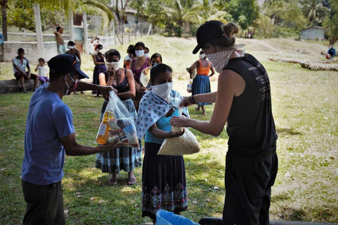 Spendenprojekt für die Familien in Jocolo (Guatemala)