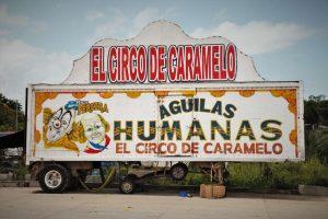 Spendenprojekt: Ein Zirkus, 300 kg Bohnen und Roxana
