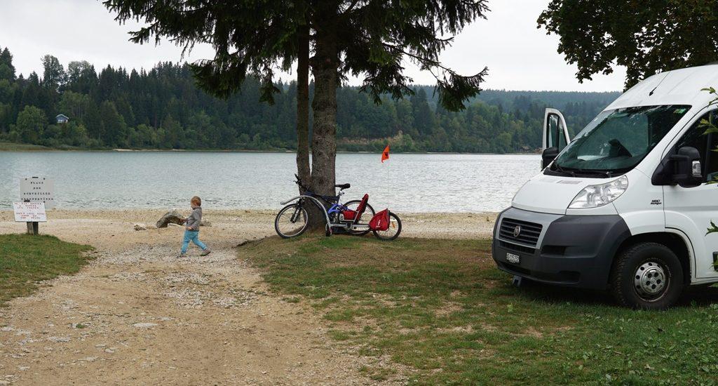 Weekend am Lac Saint Point