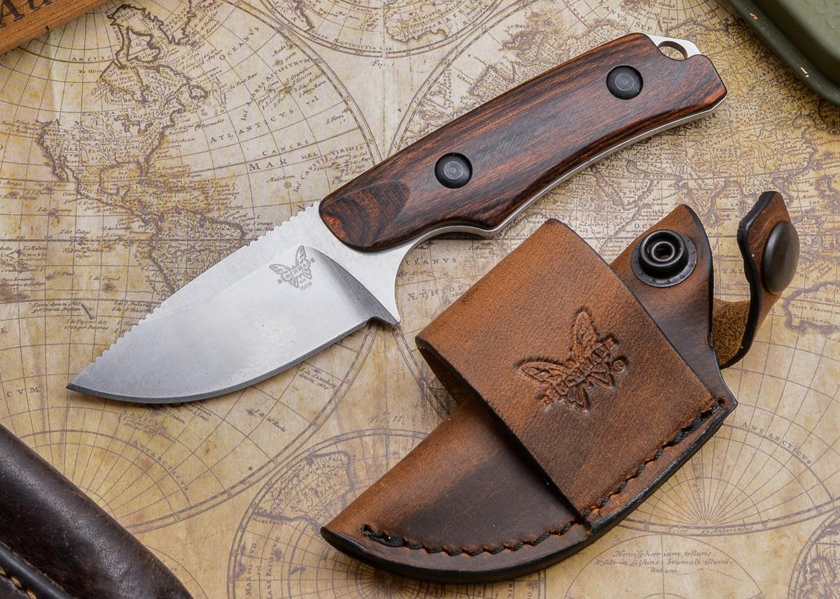 Benchmade Hidden Canyon Hunter