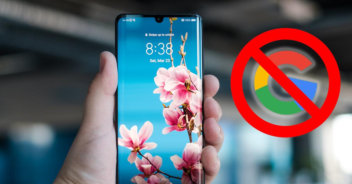 Inte längre certifierad… Huawei P30 Pro