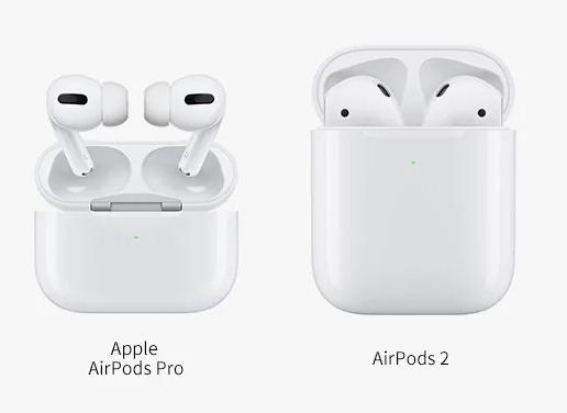 Airpods Pro vs Airpods 2 [Uppdaterad, igen]