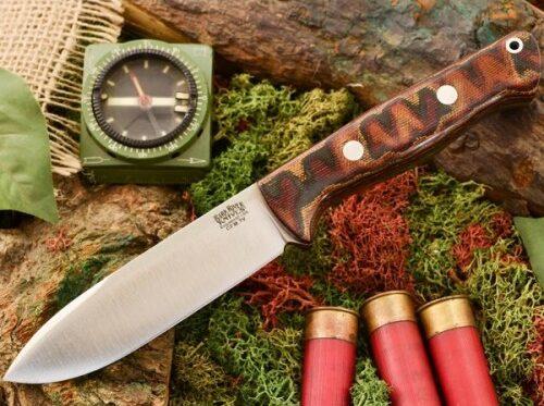 Bushcrafting knivar